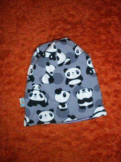 """Panda Stoff Jersey als Mütze """"Magic"""" soooo süß"""
